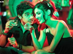 Movie Still From The Film Mujhse Fraaandship Karoge,Saqib Saleem,Tara D'Souza