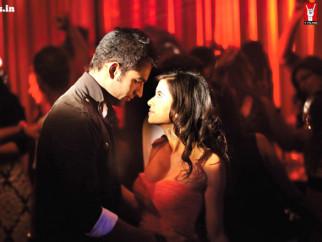 Movie Still From The Film Mujhse Fraaandship Karoge,Nishant Dahiya,Saba Azad