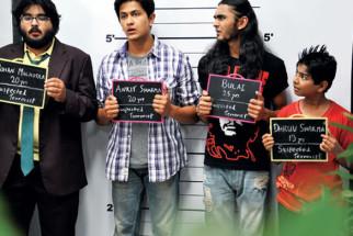 Movie Still From The Film Shakal Pe Mat Ja,Shubh