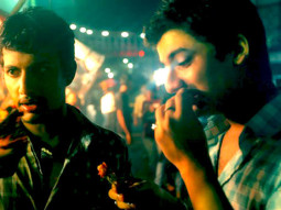 Movie Still From The Film The Bhai,Ashraf Ali