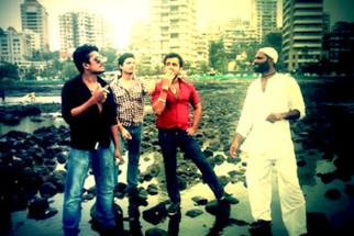 Movie Still From The Film The Bhai,Ashraf Ali,Abbhimanyyu Singh,Priyanshu Painyuli,Rakesh Shah