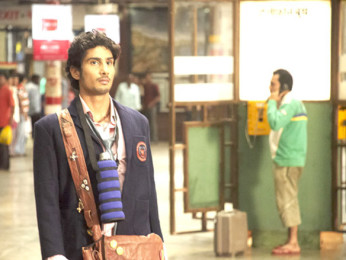 Movie Still From The Film My Friend Pinto,Prateik Babbar