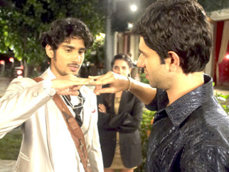 Movie Still From The Film My Friend Pinto,Prateik Babbar,Arjun Mathur