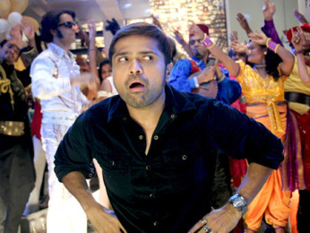 Movie Still From The Film Damadamm!,Himesh Reshammiya
