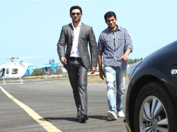 Movie Still From The Film Miley Naa Miley Hum,Chirag Paswan,Kunal Kumar