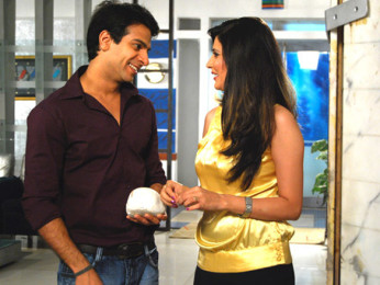 Movie Still From The Film Love Possible,Karan Mehra