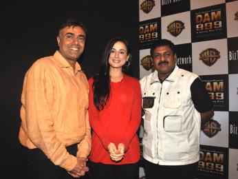 Photo Of Rajit Kapoor,Linda Arsenio,Sohan Roy From The Sohan Roy presents Sonu Nigam the screenplay of 'Dam 999'