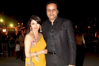 Photo Of Bhagyashree,Himalaya From The SRK in 'Don 2' look at Priyanka Soorma's wedding