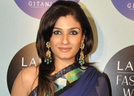 Raveena Tandon to brush up her Marathi for Gin Liya Aasman