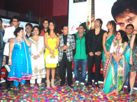 Photo Of Sunil Gulani,Anand Gupta,Kashmera Shah,Asrani,Rikshit Matta,Krishna Abhishek,Lovely Noronha From The Mahurat of film 'Mr. Money'