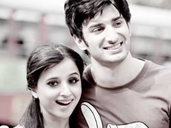 Movie Still From The Film Tutiya Dil,Iris Maity,Sidhant Kapur