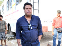 On The Sets Of The Film Pranam Walekum Featuring Tigmanshu Dhulia