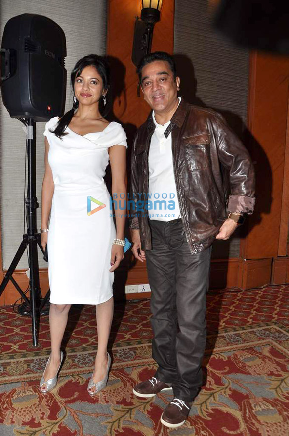 Promotions of 'Vishwaroop' with Videocon