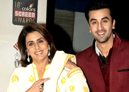 Ranbir to dance with mom Neetu at Screen Awards