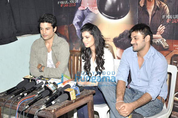 Table No. 21's press meet