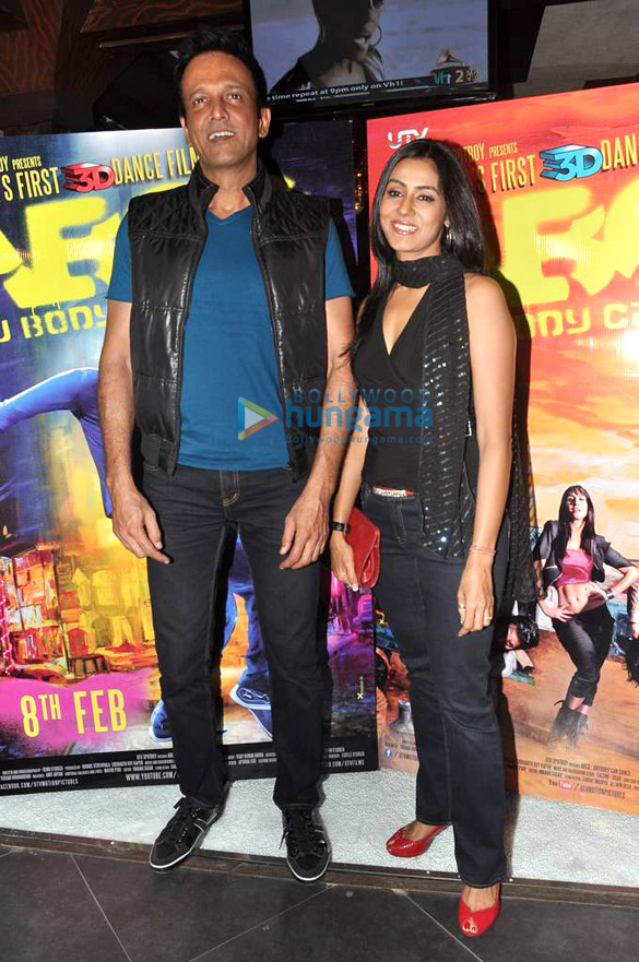Success bash of 'ABCD – Any Body Can Dance'