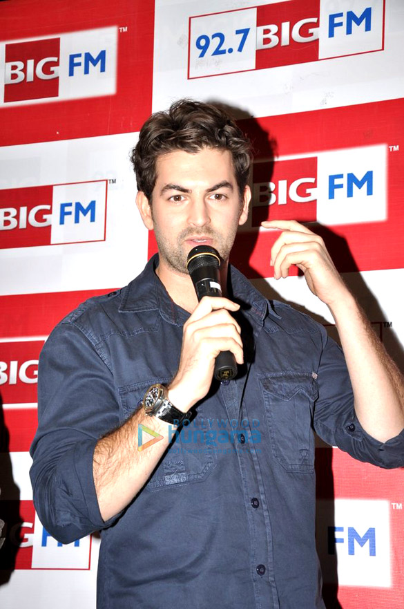 Audio release of '3G' at 92.7 BIG FM