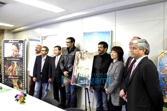 Premiere of 'Ek Tha Tiger' in Japan