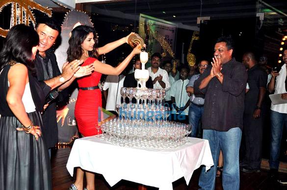 Launch of 'Babli Badmaash' song from SAW