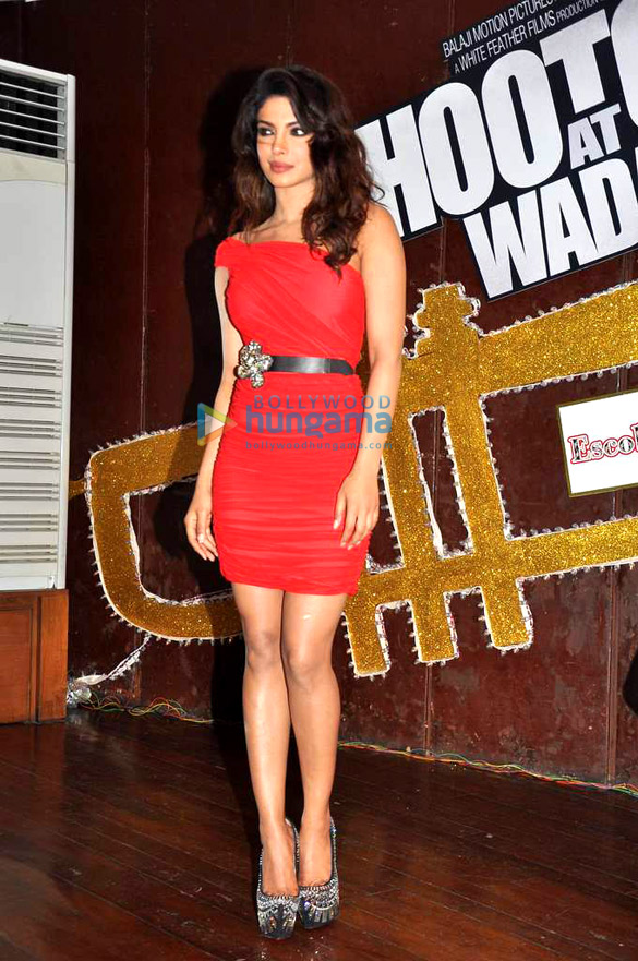 Launch of 'Babli Badmaash' song from SAW