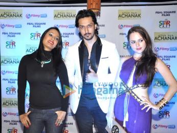Kashmera Shah, Aseem Ali Khan, Hazel