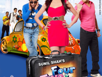 First Look Of The Movie Four Two Ka One