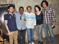 Shadab Kamal, Dibyendu Bhattacharya, Vishal Bhardwaj, Shilpa Shukla, Ajay Bahl