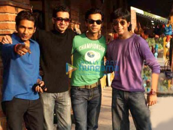 Aarya Kumar,Dhruv Ganesh,Raj Kumar Yadav,Anshuman Jha
