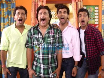 Aarya Kumar,Manu Rishi,Raj Kumar Yadav,Dhruv Ganesh
