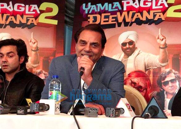 Deols promote 'Yamla Pagla Deewana 2' at The PIFF Weekend in Toronto
