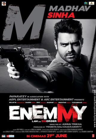 First Look Of The Movie Enemmy