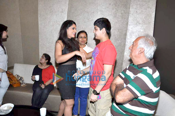 Richa Chaddha's special screening of 'Fukrey'