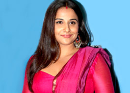 Vidya Balan's next with the Bhatts