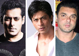 """Salman and SRK just greeted each other"" - Sohail Khan"