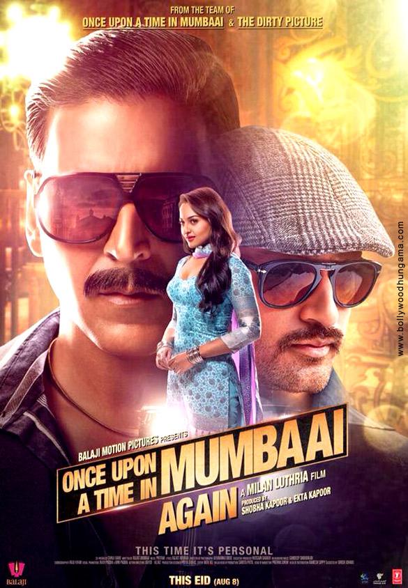 Once Upon a Time in Mumbaai (2010) - IMDb