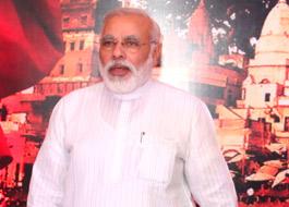 Narendra Modi watches The Light: Swami Vivekananda