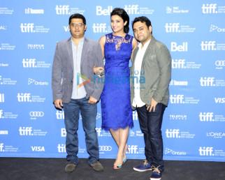 Jaideep Sahni, Parineeti Chopra, Maneesh Sharma
