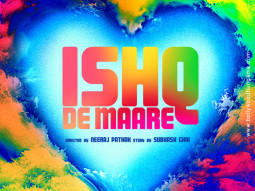 First Look Of The Movie Ishq De Maare