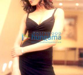 Movie Still From The Film Boom Featuring Padma Lakshmi