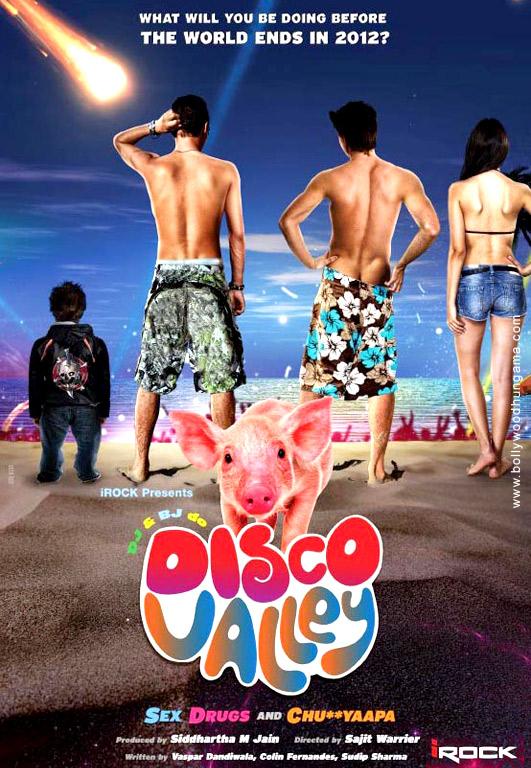 Disco Valley Cover