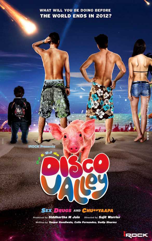 First Look Of The Movie Disco Valley