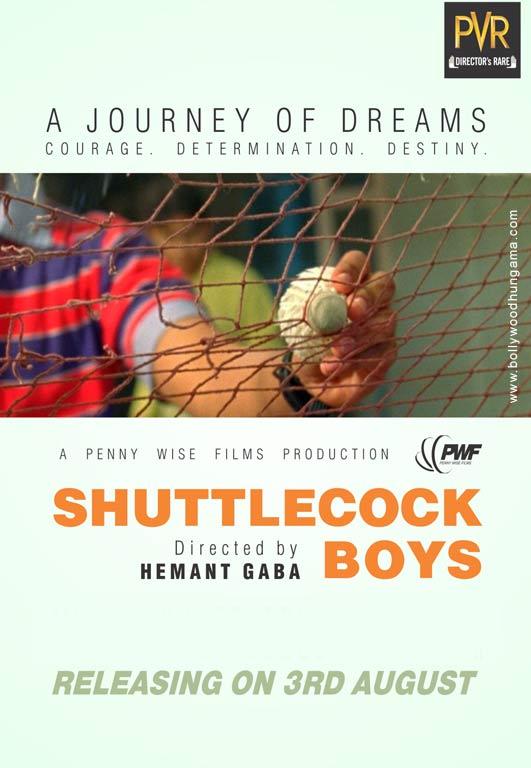 Shuttlecock Boys Cover
