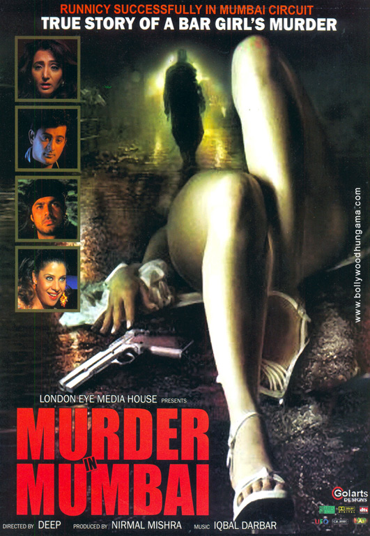 Murder In Mumbai Cover