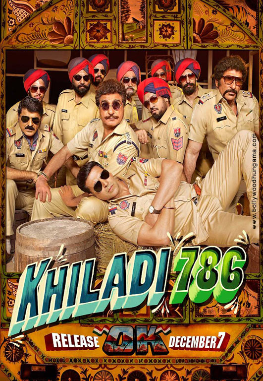 Khiladi 786 Movie Review Songs Images Trailer Videos Photos