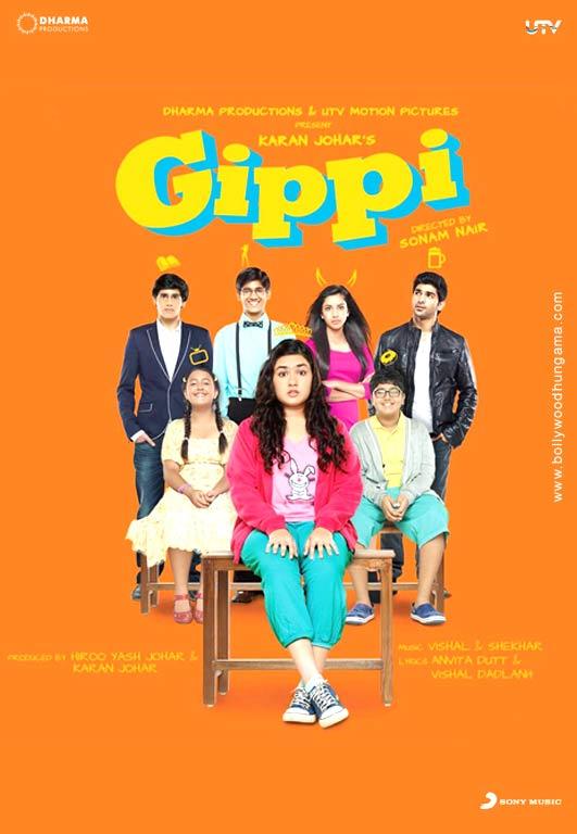 Gippi Cover