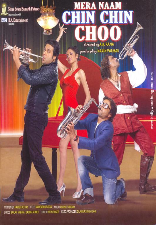 Mera Naam Chin Chin Choo Cover