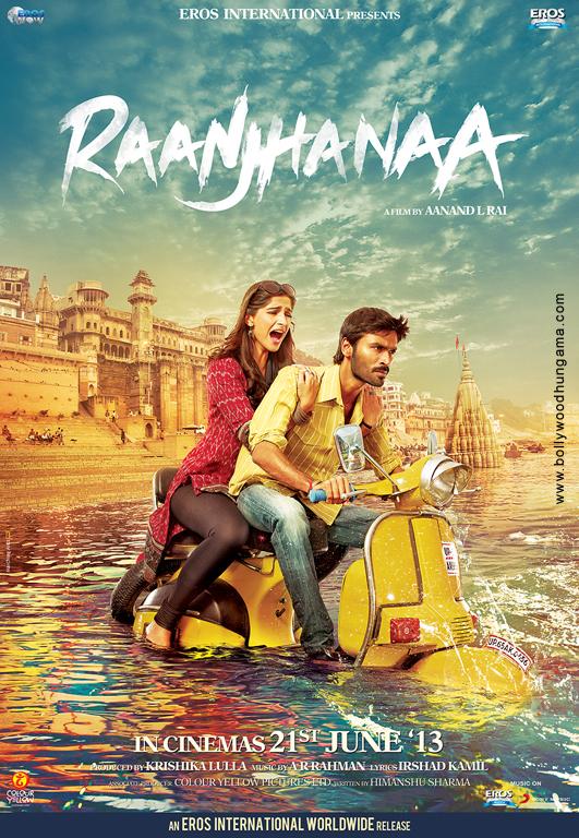 Raanjhanaa Cover