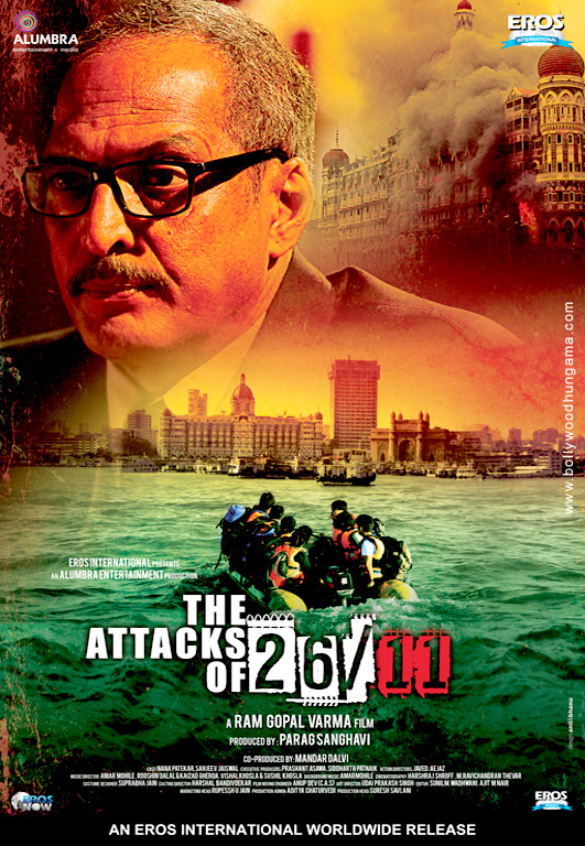 The Attacks Of 26/11 Cover
