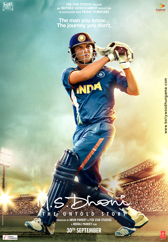 M S Dhoni The Untold Story Movie Review Release Date Songs Music Images Official Trailers Videos Photos News Bollywood Hungama