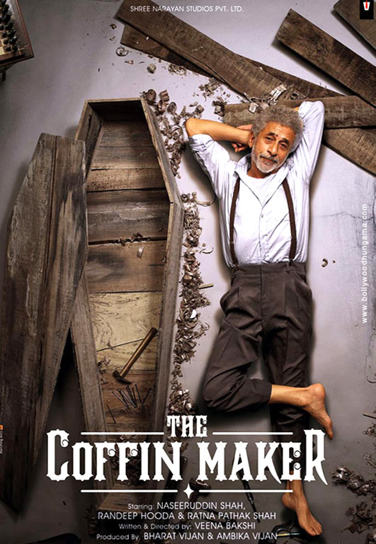 The Coffin Maker Cover
